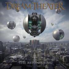 Dream Theater: The Astonishing (2016, Progrock, Metal) Digipak, 2 CDs, NEU, OVP