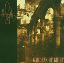 """AT THE GATES GARDENS OF GRIEF VINILE 10"""" ROSSO RECORD STORE DAY 2018"""