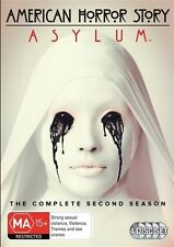 American Horror Story : Season 2 (DVD, 2013, 4-Disc Set)