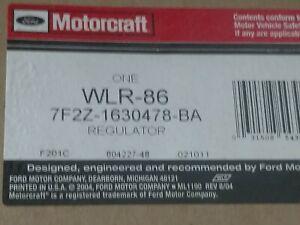 OEM MOTORCRAFT WLR86 RIGHT REAR WINDOW REGULATOR & MOTOR 2004-2007 FORD FREESTAR