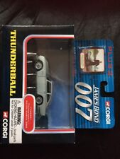 CORGI TY95301 JAMES BOND 007 THUNDERBALL ASTON MARTIN DB5