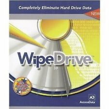 WipeDrive 3.0 [CD] No Operating System