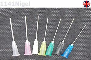 30mm 16Ga 18Ga 19Ga 20Ga 21Ga 22Ga 23Ga Blunt Dispensing Needles Syringe Needle