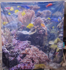 Tropical Fish Pattern Shower Curtain