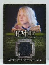 "Harry Potter Order of the Phoenix Prop Card ""Luna Lovegood Sweater"" #161 of 320"