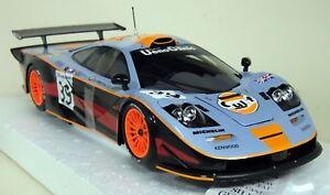 Minichamps 1/18 Scale 530 133739 McLaren F1 GTR Gulf #39 Le Mans Diecast Model