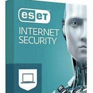 Eset Nod32 Internet Security 2021 Antivirus Key for 3 Months 1 PC Worldwide