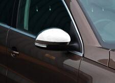 Chrome Rétroviseur Bordure Set Housses Pour Volkswagen sharan (2010
