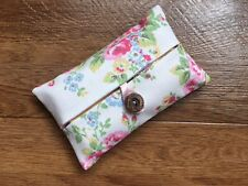 Packet Tissue Holder Handmade In Cath Kidston Spray Flowers Fabric