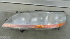 d411102 Honda Accord sedan 2001 2002 LH headlight OEM
