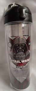 Run Disney 2017 Star Wars Dark Side 1/2 Marathon Weekend Tervis Water Bottle Cup