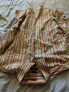 Paul Smith Multistriped Shirt UK :16.5 Good Condition