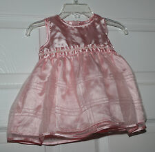 Infant Girls Spring Party Dress Size 3-6 Months
