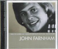 THE ESSENTIAL JOHN FARNHAM - CD