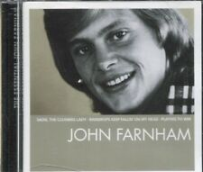 THE ESSENTIAL JOHN FARNHAM - CD