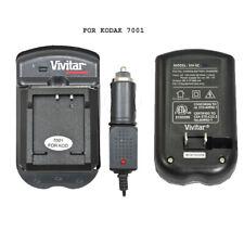 Battery Charger AC/DC FOR KODAK 7001 K7700-C