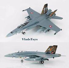 Hobby Master 1:72 F/A-18C Swiss AF Zaragoza AB Spain NATO Tiger Meet HA3536