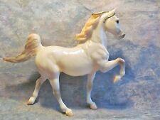 "BREYER JAH 2002 GLOSSY SR ""FIRST FROST"" FIVE-GAITER AMERICAN SADDLEBRED horse"