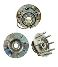 CHEVROLET & GMC 99-07 HUMMER 03-07 4x4 Front Left and Right Wheel Hub Bearing