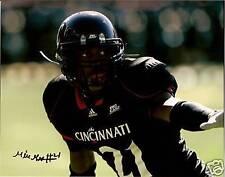 Autographs-original Photos Tony Pike 11x14 Cincinnati Bearcats Football Photo 3 Jsa Certified Ticket