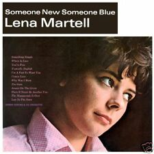 Lena Martell Someone New Someone Blue Decca 1960s CD