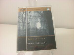 Mansfield Park: Starring Hannah Gordon & Cast by Jane Austen (Audio cassette)