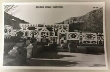 NDEBELE HOUSE, TRANSVAAL POSTCARD - UNUSED EXCELLENT COND. PRINTED SOUTH AFRICA