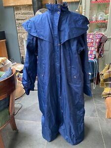 Target Dry Waterproof Long Rain Coat Wind Waterproof Riding Walking Size XXXL 22