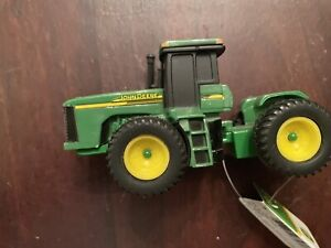 "ERTL John Greene Green Tractor Collectable Toy 4"" long"