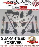 LIFETIME Rebuild Kit Ball Joint Tie Rod for Chevrolet GMC K1500 4x4 1999 - 2008