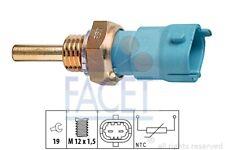 FACET Sensor Öltemperatur Made in Italy - OE Equivalent 7.3239 für OPEL FIAT BLS