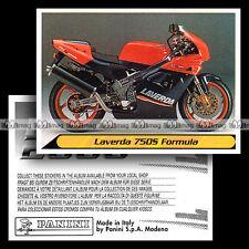 #pnm99.017 ★ LAVERDA 750 S FORMULA Sport Bike ★ Panini Moto 2000