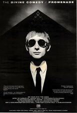"POSTER ADVERT 23/4/94PGN17 15X11"" THE DIVINE COMEDY : PROMENADE"