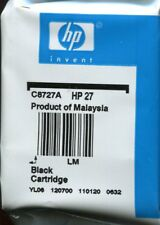 Genuine HP #27 Ink Cartridge