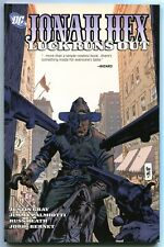 Jonah Hex TPB Your Luck Runs Out NM 9.6 DC 2008 First Printing