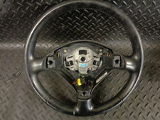 2004 PEUGEOT 307 2.0 HDI 90 5DR LEATHER STEERING WHEEL