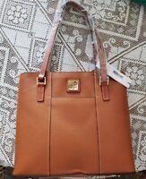 Dooney & Bourke Pebble Leather Handbag NWT