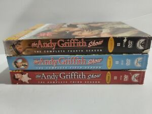 The Andy Griffith Show - The Complete Fifth Season (DVD, 2006, 5-Disc Set)