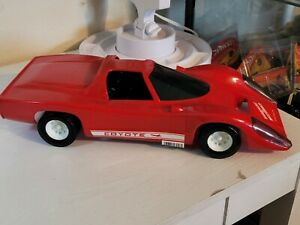 "Ultra Rare Ertl ""Hardcastle & McCormick"" 1:16 ""Coyote"" Plastic Car NM+ Loose!"