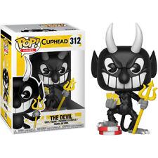 Funko 26966 Pop Vinyl Games Cuphead The Devil Figure