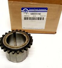 OEM Mopar 53022317AC Engine Timing Crankshaft Sprocket Jeep Dodge Ram