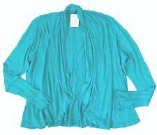 FRESH PRODUCE XL XXL Luna BLUE BLISS Flowing Cardigan Top NWT New XL/XXL
