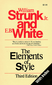 The Elements of Style with Index