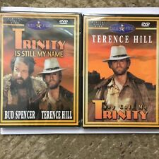TERRENCE  HILL They call  me  trinity /trinity is  my name / 2  new sealed dvds