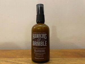 Hawkins & Brimble Mens Daily oil control Moisturiser 100ml - Hydrates Revitalise