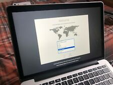 Apple MacBook Pro Retina 13 inch, 256GB, 16GB, 2.7ghz i5 - With Charger and Box