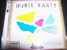 Triple J House Party Volume Two 2 Cd Mixed By Nina Las Vegas CD – New