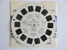 VIEW MASTER VIEWMASTER 161 SILVER SPRINGS FLORIDA U.S.A.