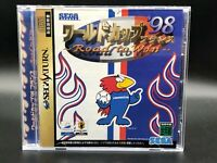 World Cup '98 France -- Road to Win (Sega Saturn, 1998) from japan #2634