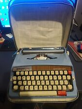 Vintage Brother Webster Portable Manual Typewriter XL-747 Made in Japan